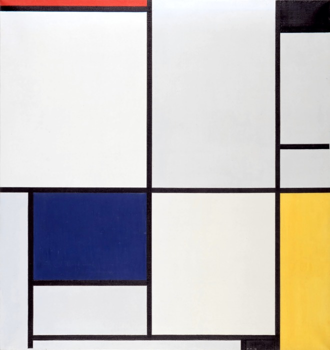 Tableau_I,_by_Piet_Mondriaan_1921